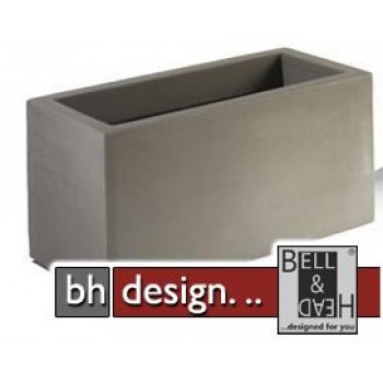 Quadra 2 Designer Blumentopf