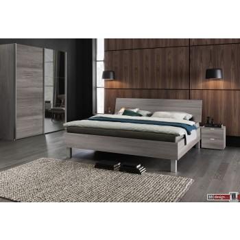 Express Möbel Bett Carina , verschiedene Farben und Größen ab 200 x 90 cm