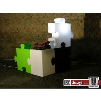 P.O.P. Corner Designer Raumteiler