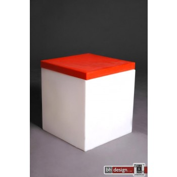 Soft Cube Designer Hocker