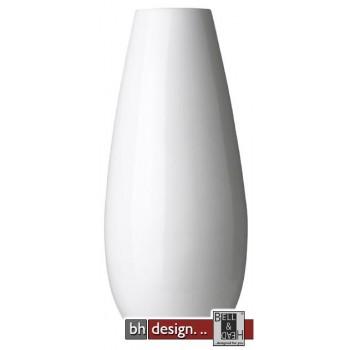 Spizy Vase X-Schmal weiss H 40 cm