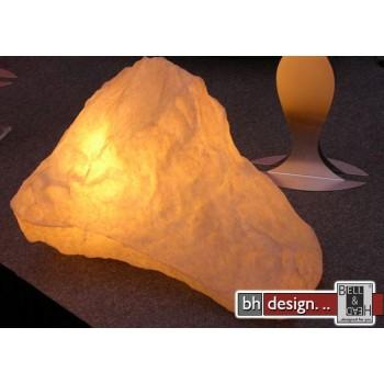 Stone Designer Lampe