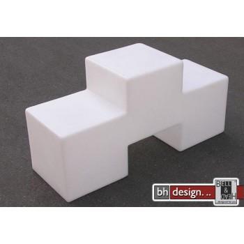 Tris Designer Sitz- & Tischelement Outdoor