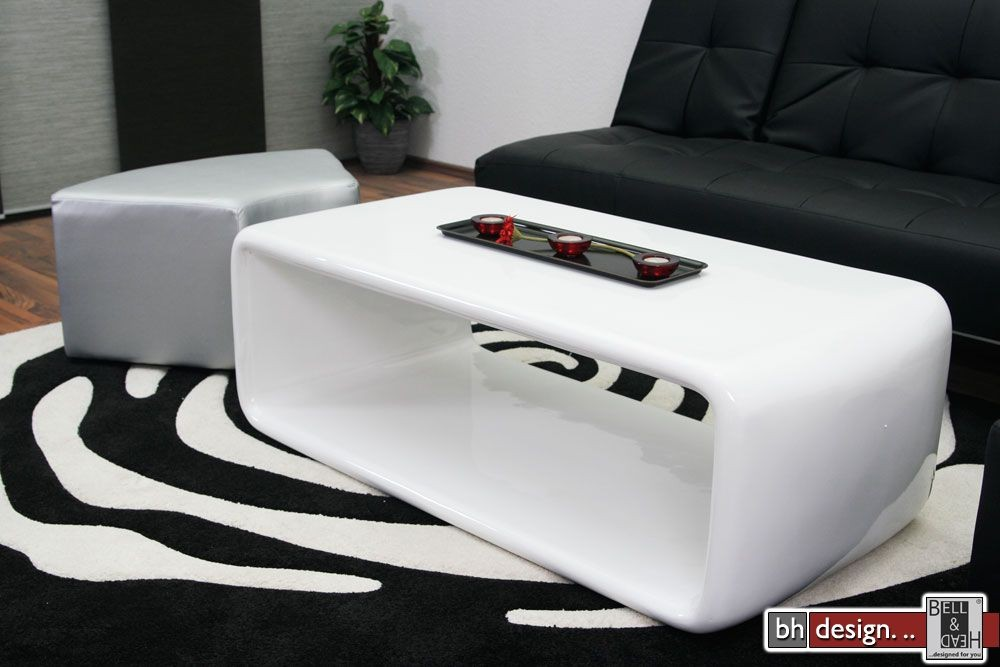 oracle couchtisch weiss powered by bell head. Black Bedroom Furniture Sets. Home Design Ideas