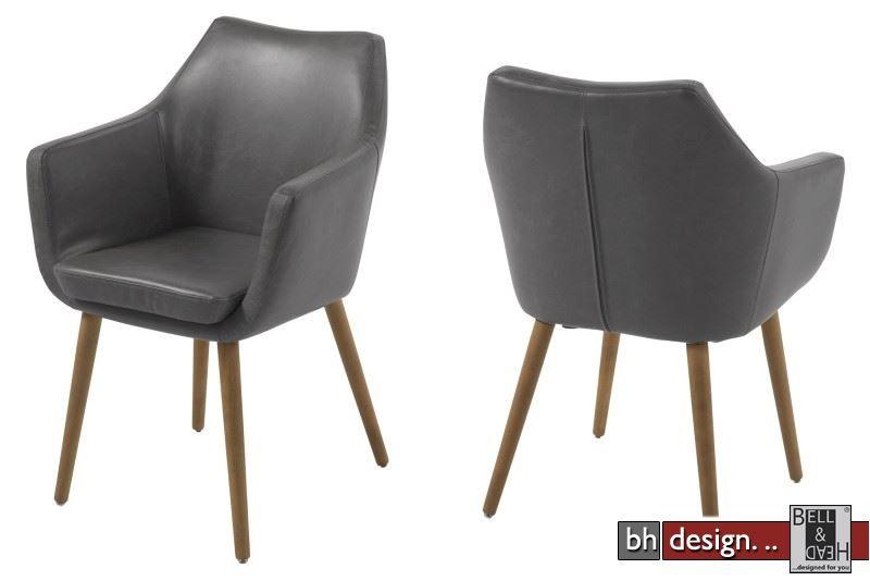armlehnstuhl grau bestseller shop f r m bel und einrichtungen. Black Bedroom Furniture Sets. Home Design Ideas