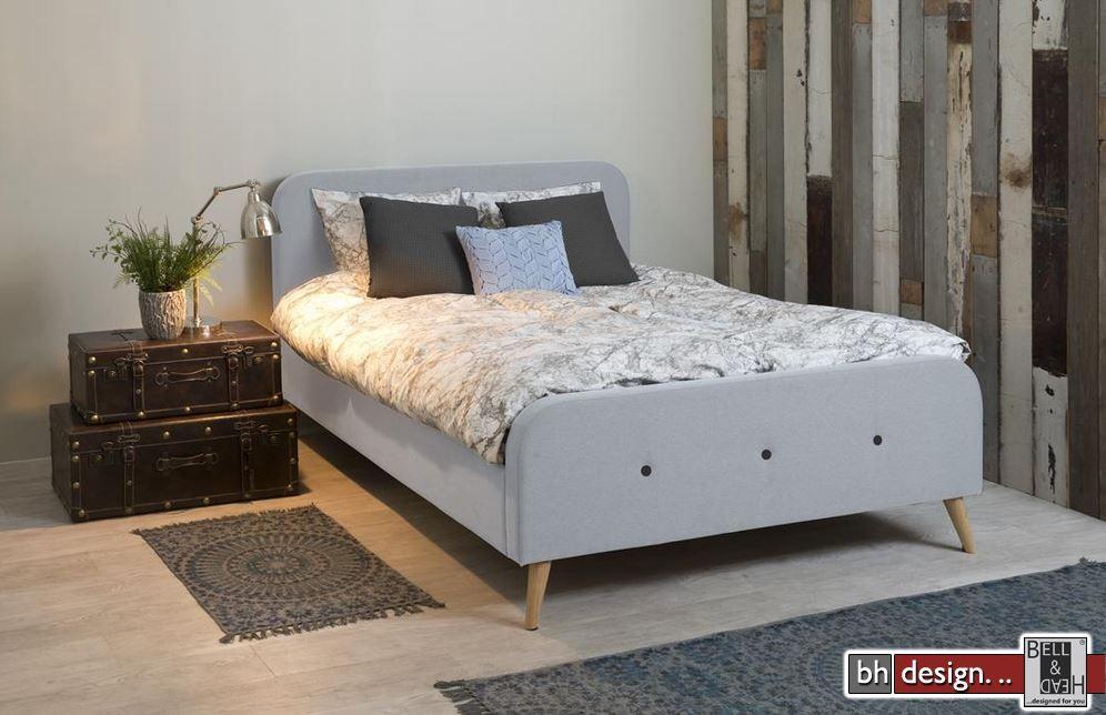 design bett agnes 140 x 200 cm , alternativ 180 x 200 cm, Hause deko