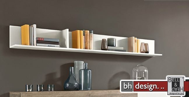 arte m wandboard beam 150 x 26 cm alternativ 175 x 26 cm in 2 farbvarianten powered by bell. Black Bedroom Furniture Sets. Home Design Ideas