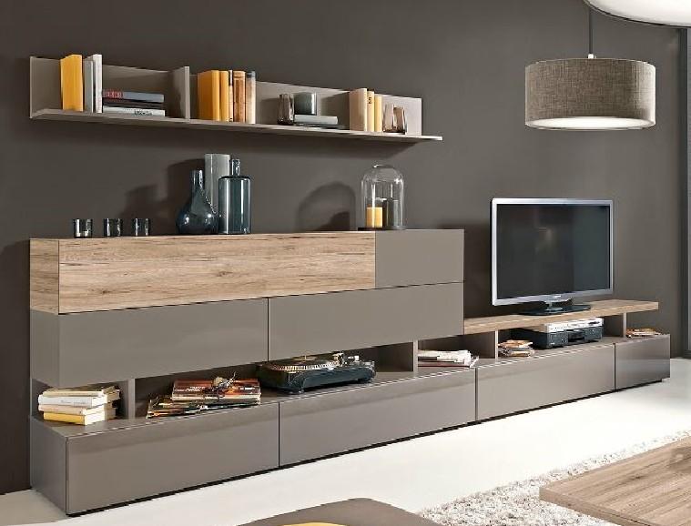 wohnkombination b rozubeh r. Black Bedroom Furniture Sets. Home Design Ideas