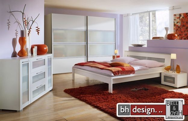 arte m highboard gallery weiss floatglas 150 x 116 cm powered by bell head preiswerte. Black Bedroom Furniture Sets. Home Design Ideas