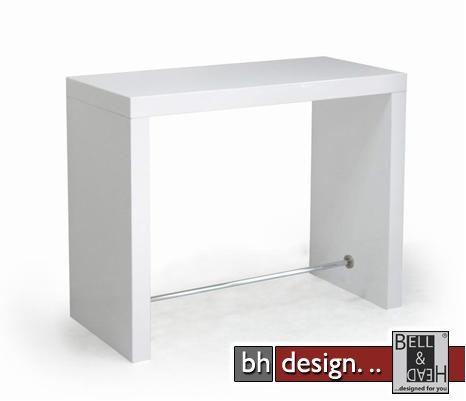 block bartisch hochglanz weiss powered by bell head 0 00 versandkosten. Black Bedroom Furniture Sets. Home Design Ideas