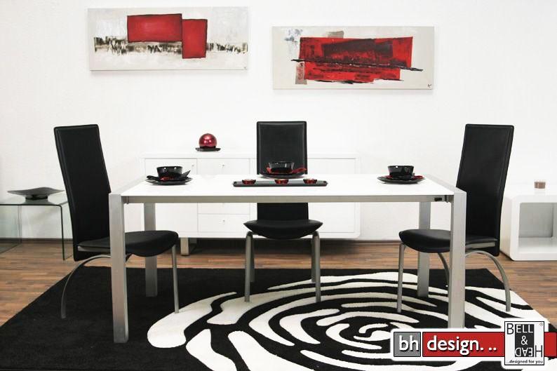 Esstisch 80x80 ausziehbar glas windlicht rund gro glas for Esstisch 80x80 ausziehbar ikea