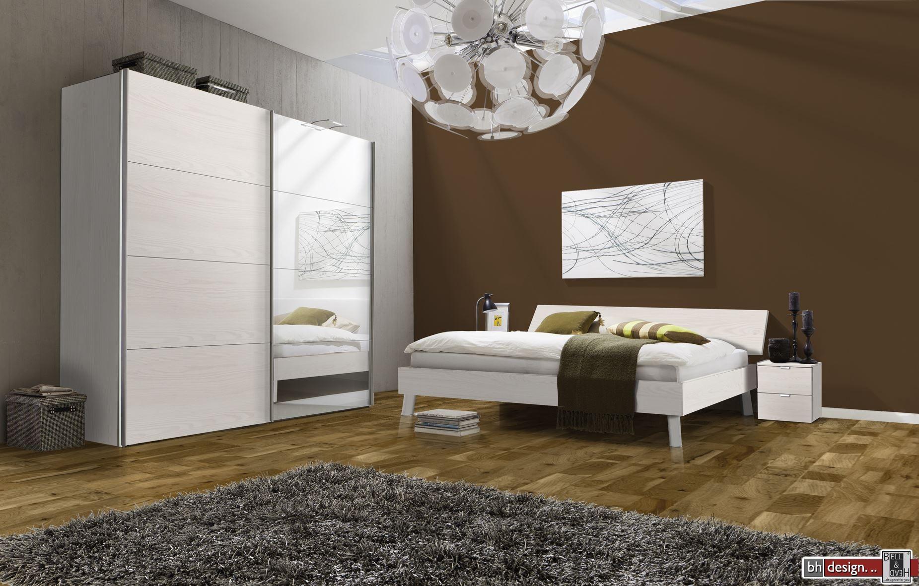 Express Möbel Kommode Carina , 2 Türen, verschiedene Farbvarianten B ...