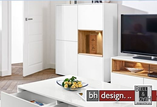 arte m highboard chester in verschiedenen farben und varianten 116 x 138 x 42 cm92 x 42 cm. Black Bedroom Furniture Sets. Home Design Ideas