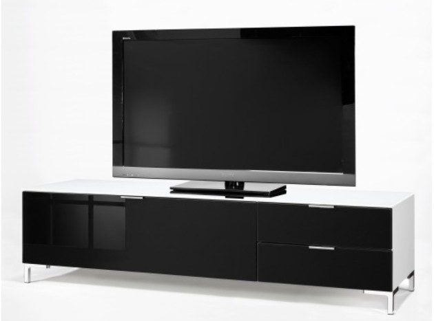 cs schmal tv board cleo 163 x 34 cm 1 klappe in verschiedenen farben powered by bell head. Black Bedroom Furniture Sets. Home Design Ideas
