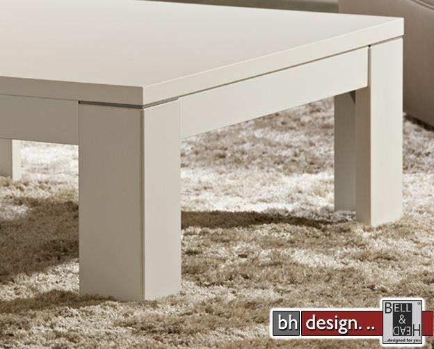 arte m couchtisch cool weiss 90 cm x 90 cm powered by bell head preiswerte versandkosten. Black Bedroom Furniture Sets. Home Design Ideas