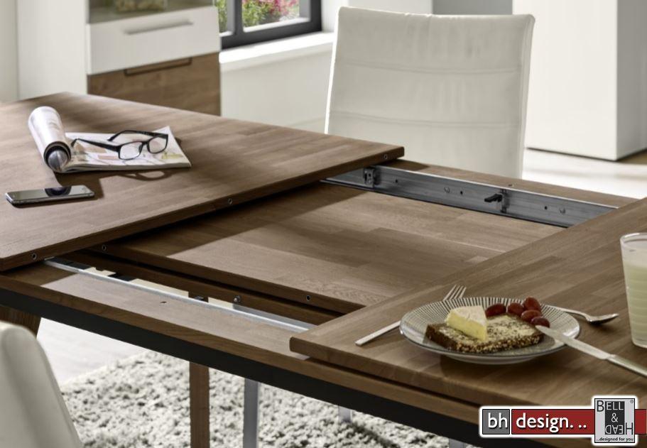 esstisch dunkel ausziehbar lilashouse. Black Bedroom Furniture Sets. Home Design Ideas
