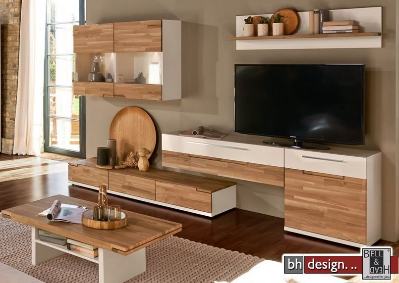 arte m wandboard feel weiss oder cubanit eiche massiv in. Black Bedroom Furniture Sets. Home Design Ideas