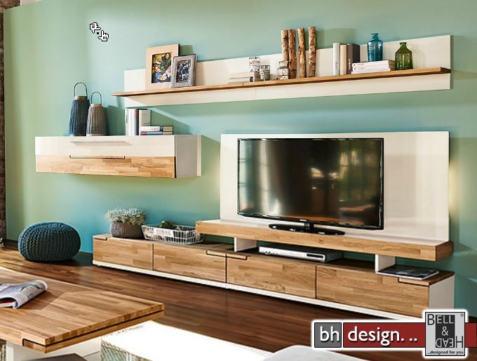 arte m h ngeelement feel weiss oder cubanit eiche massiv in 120 cm alternativ 150 cm powered by. Black Bedroom Furniture Sets. Home Design Ideas