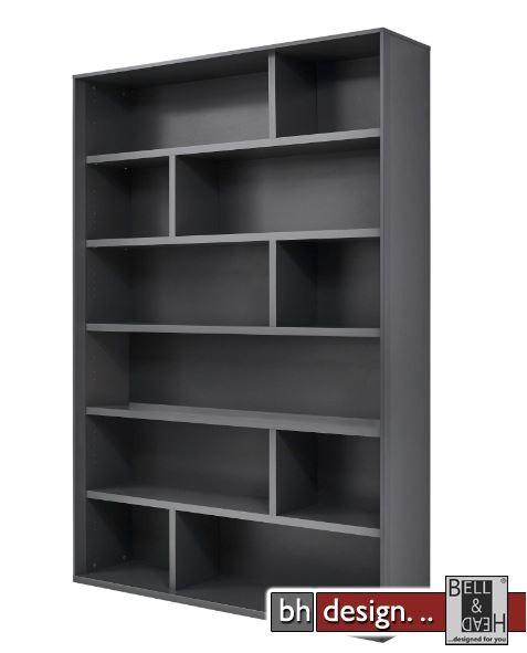 arte m regal gamble mit r ckwand und 5 fachb den 147 x 215. Black Bedroom Furniture Sets. Home Design Ideas
