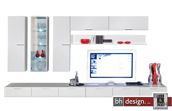arte m highboard game weiss parasolglas 103 x 134 cm powered by bell head preiswerte. Black Bedroom Furniture Sets. Home Design Ideas