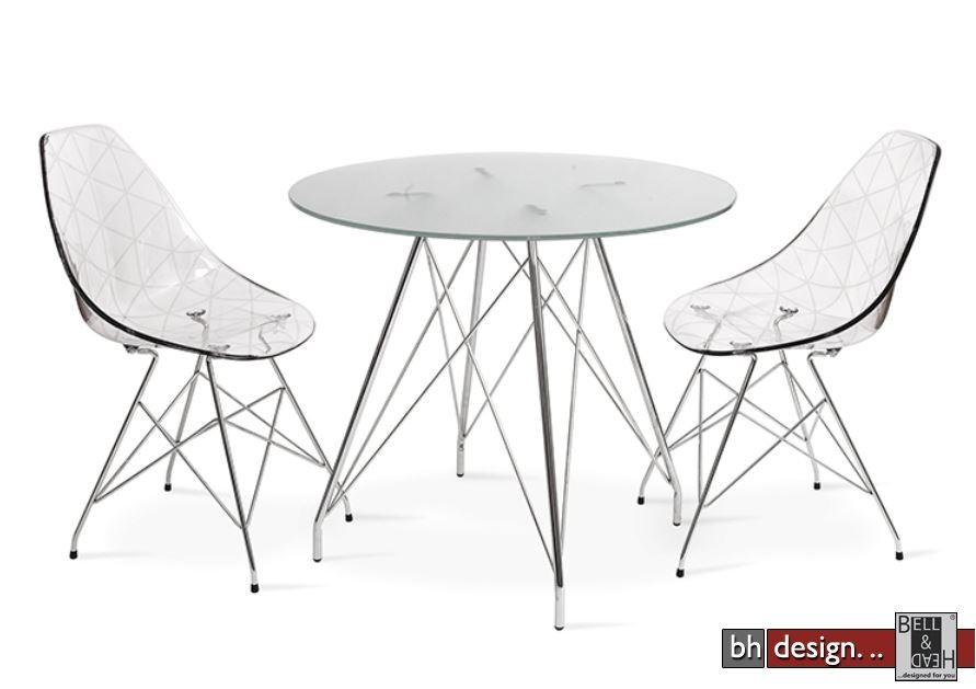 tisch rund 100 cm esstisch glas rund 100 cm innenr ume. Black Bedroom Furniture Sets. Home Design Ideas