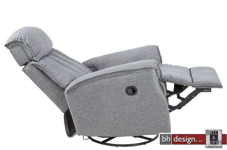 jordan kinosessel relaxsessel in estellstoff grau. Black Bedroom Furniture Sets. Home Design Ideas