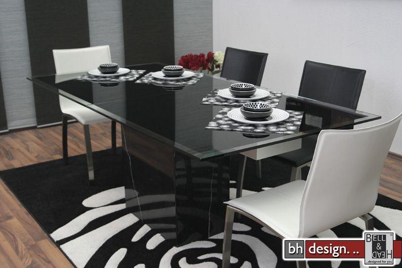 Esstisch marmor simple das bild wird geladen with for Design esstisch marmor
