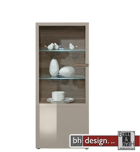 arte m vitrine linea w verschiedene varianten 60 cm x 146 cm powered by bell head. Black Bedroom Furniture Sets. Home Design Ideas