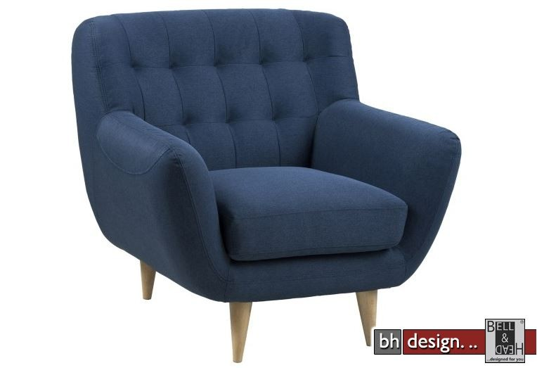 oswald relax sessel retro style in hellgrau alternativ blau powered by bell head. Black Bedroom Furniture Sets. Home Design Ideas