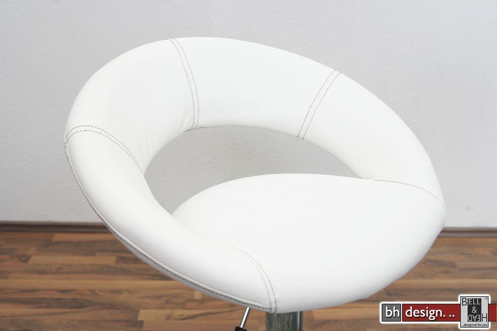 plump barhocker schwarz weiss designm bel online kaufen. Black Bedroom Furniture Sets. Home Design Ideas