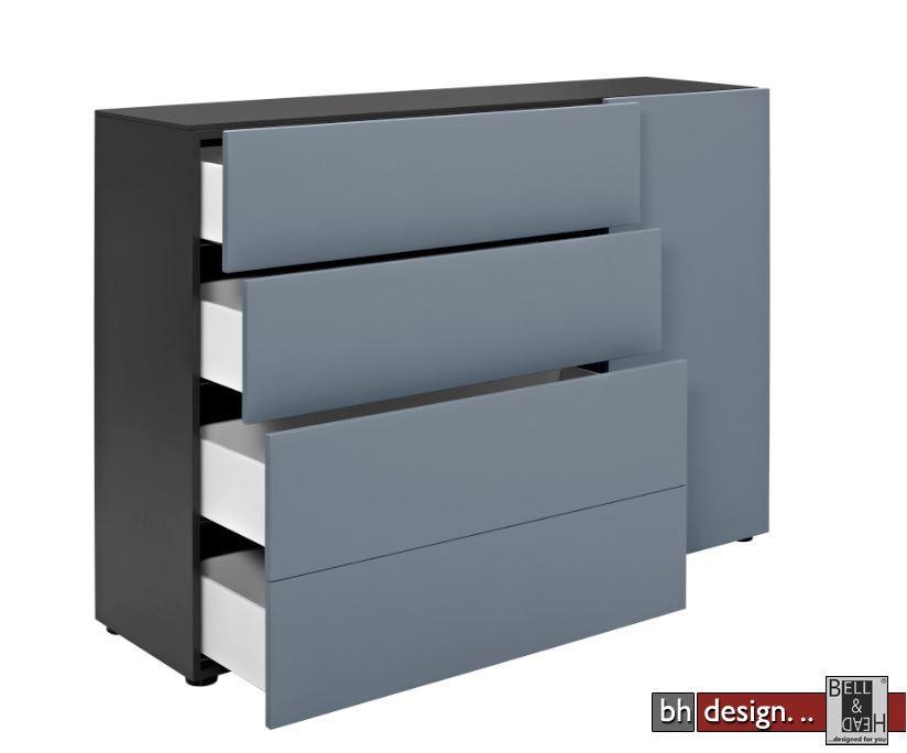 arte m plus kommode pure verschiedene materialvarianten farbvarianten 150 x 104 1 t r 4. Black Bedroom Furniture Sets. Home Design Ideas