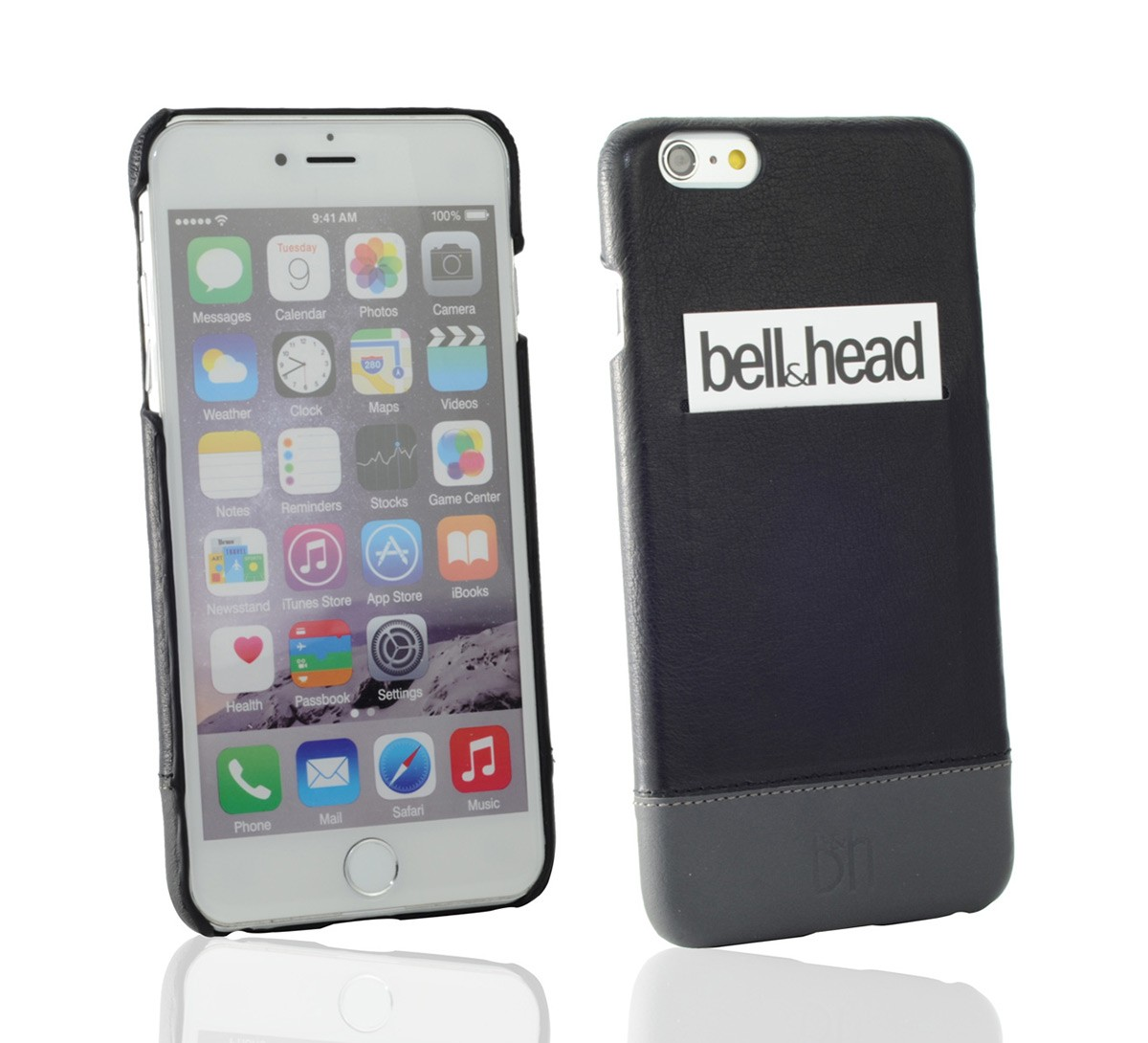 bell head backcover rush f r iphone und samsung galaxy powered by bell head preiswerte. Black Bedroom Furniture Sets. Home Design Ideas