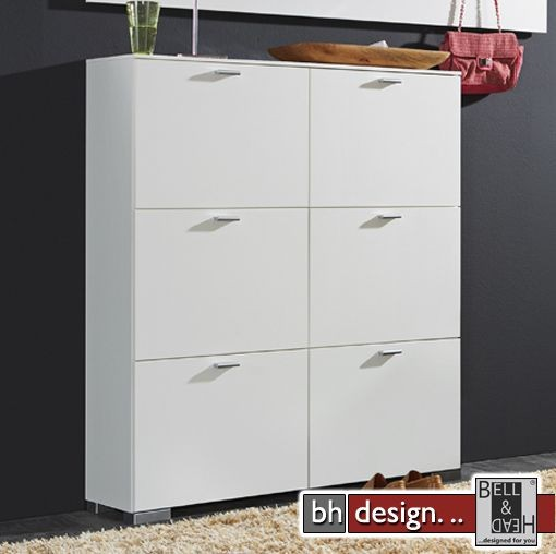 arte m schuhschrank gallery weiss 100 x 119 5 cm powered by bell head preiswerte. Black Bedroom Furniture Sets. Home Design Ideas