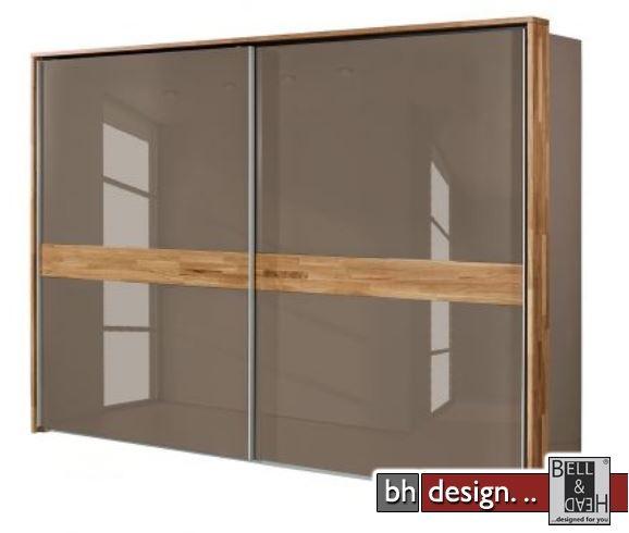 arte m schiebet renschrank feel weiss alternativ cubanit mit eiche massiv in verschiedenen. Black Bedroom Furniture Sets. Home Design Ideas