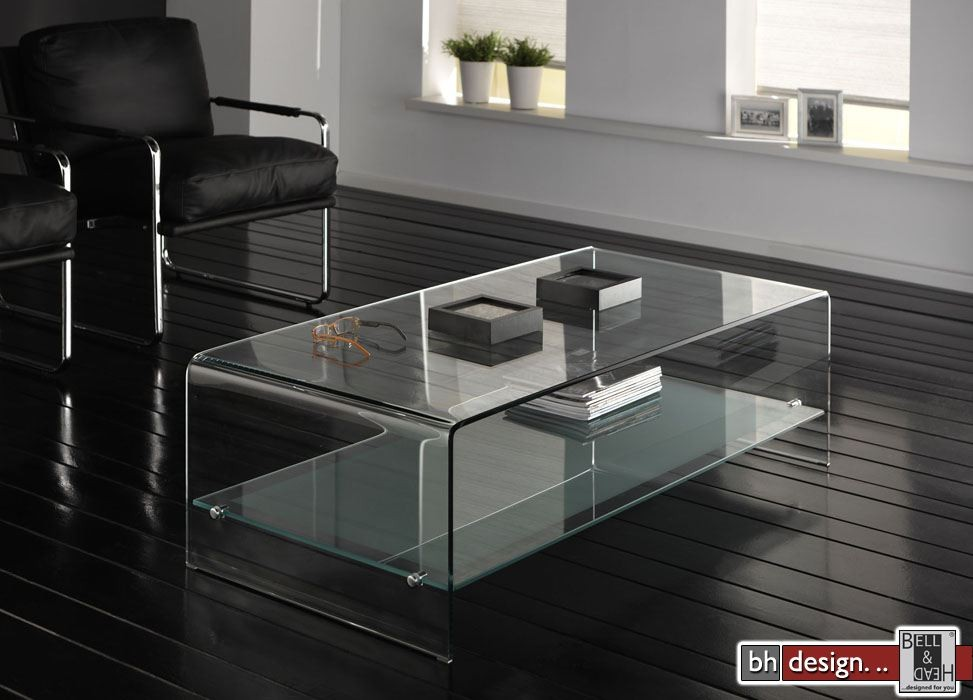Designer Couchtisch Glas Prisma ~ Kreative Bilder Für Zu Hause
