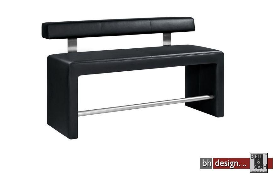 arte m polsterbank tokio puls mit lehne hoch in. Black Bedroom Furniture Sets. Home Design Ideas