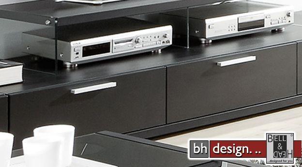 arte m tvelement game schwarz 240 x 24 5 cm powered by bell head preiswerte versandkosten. Black Bedroom Furniture Sets. Home Design Ideas