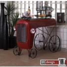 Crazy Stehtisch by Canett Design in Traktorform 137 x 88 x  H 110 cm