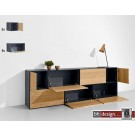 "Just a Box Wohnkombination Modell ""sideboard"" by NOOBEEASS 225 x 75 x 39 cm in verschiedenen Varianten"