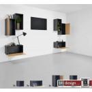 """Just a Box Wohnkombination Modell """"sleep"""" by NOOBEEASS kompett variabel x 39 cm in verschiedenen Varianten"""