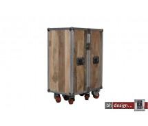 Barzilla Barschrank oder Weinregal by Canett Design