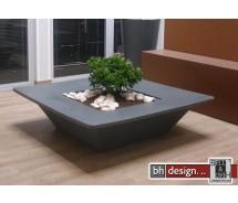 Bench Pot Designer Blumentopf