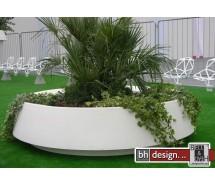 Gio Piatto Designer Blumentopf