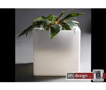 Q-Pot Light Designer Blumentopf