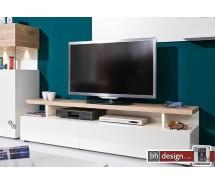 Arte M TV Tisch Beam,  2 Schubladen, verschiedene Größen, Höhen und Farben