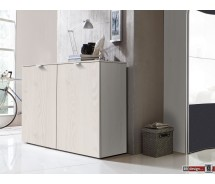 Express Möbel Kommode Carina , 2 Türen, verschiedene Farbvarianten B 100 cm x H 80 cm