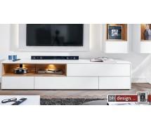 Arte M TV Tisch Chester in verschiedenen Farben und Varianten 227 x 47 cm