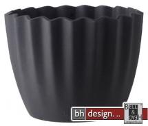 Spizy Silikonbehälter in schwarz
