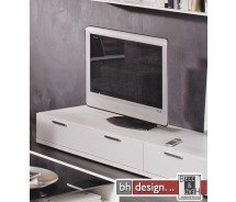 Arte M TV-Element Game Weiss 180 cm x 24,5 cm
