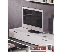 Arte M TV-Element Game Plus Hochglanz Weiss 180 cm x 24,5 cm